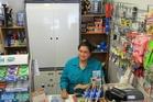 City Mart convenience store owner Candice Dewat. Photo / APN