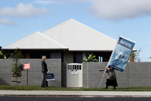 Housing inflation since 2000 has been 136 per cent. Photo / Michael Craig