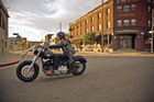 Harley Davidson Softail Slim. Photo / Supplied