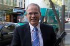 Auckland mayor Len Brown.