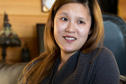 Buckingham says it was clear Chuang was pressured into making statements that made the affair public. Photo / Greg Bowker