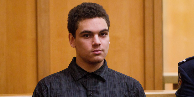 Israel Kaihau has pleaded not guilty to the murder of Robert Murray Wilkinson. Photo / Christine Cornege