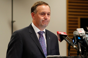 Prime Minister John Key has said he often copped the blame for those increases, although the authority was independent and made its own decisions. Photo / Mark Mitchell
