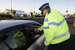 There will be a strong focus on alcohol-related driving, with all motorists stopped being breath-tested. Photo / George Novak