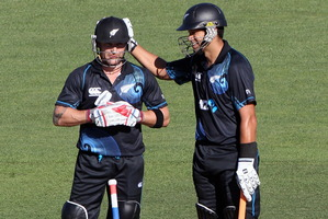 Brendon McCullum and Ross Taylor have been given a break. Photo / Paul Taylor