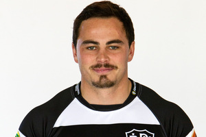 Hawke's Bay fullback Zac Guildford