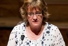 Penny Webster would neither confirm nor deny passing on the tip from the National MP to the Brown campaign. Photo / NZPA