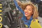 An academic says Beyonce's jump was automatic promotion for NZ's adventure tourism.