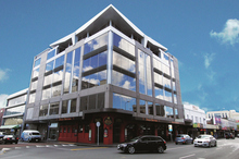 Two tenancies of three office floors are available in Newmarket.
