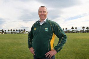CD director of cricket Craig Ross. Photo / Duncan Brown