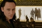 Tom Hiddleston talks to Chris Schulz about his role as Thor's evil adopted brother Loki in Thor: The Dark World.