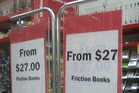 There's a fraction too much friction at The Warehouse Kaikohe (snapped by Catherine Anderson).