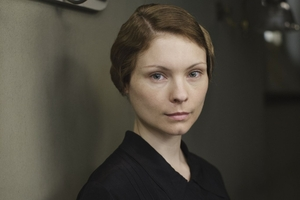 For actress MyAnna Buring, the return of her character Edna came out of the blue.
