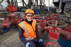 Sarah Balsom's work as an engineer has taken her to Qatar.