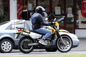 Motorcycle injuries are happening twice as frequently in Wanganui. PHOTO/FILE