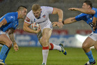 George Burgess. Photo / Getty Images