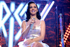 Katy Perry performs at her iHeartRadio album release party. Photo / AP