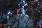 A screen shot from Grinding Gear Games' popular online role playing hit Path of Exile.