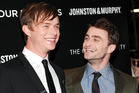 Actors Dane DeHaan, left, and Daniel Radcliffe attend a special screening of Kill Your Darlings. Photo / AP
