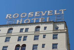 The Roosevelt hotel. Photo / Megan Singleton