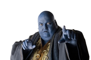 Simon Fisher-Becker as Dorium Maldovar in Doctor WHo