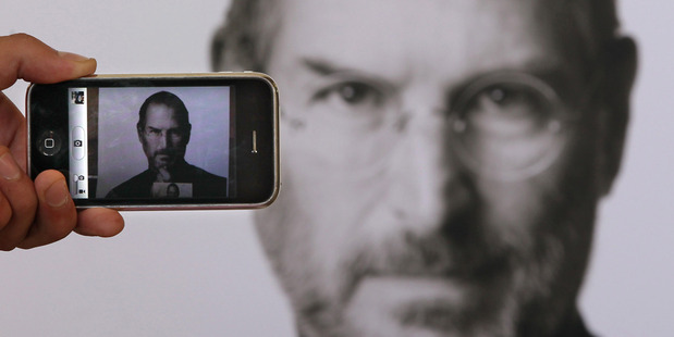 Steve Jobs. Photo / Getty Images