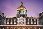 The Taj Mahal Palace Hotel in Mumbai. Photo / Supplied