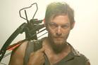 Norman Reedus as Darryl on The Walking Dead.