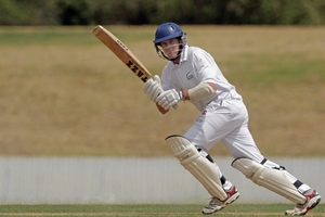 Joe Carter should make his first-class debut against the Auckland Aces in Hamilton today.