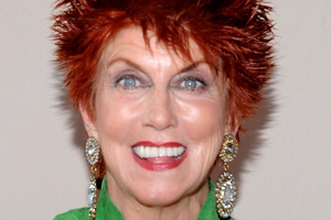 Actress Marcia Wallace. Photo / Getty Images