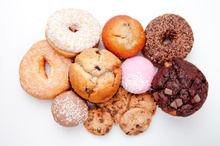 Stay away from baked goods.Photo / Thinkstock