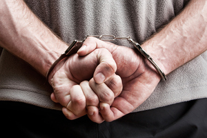 41 bags of methamphetamine were allegedly found in the man's underpants. Photo / Thinkstock