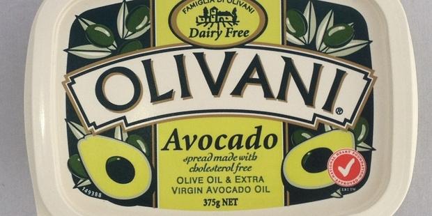 Olivani Avocado Spread, $4.89 for 365g.