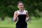 Saatchi Goldwater says the step up in distance to a marathon is 'a bit nerve racking'. Photo / Brett Phibbs