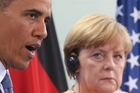 US President Barack Obama has assured German Chancellor Angela Merkel that her phone is no longer being monitored by the National Security Agency. Photo / AP