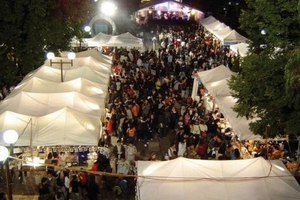 The Hastings City Night Market is set for its Grand Opening.
