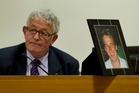 Bernie Monk says his son Michael would be pleased for his brother Alan. Picture / The Press