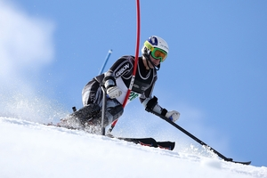 2010 gold medallist Adam Hall will be out to defend his title at the Paralympics in March. Photo / Getty Images