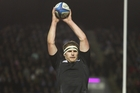 No 8 Kieran Read has started in all 10 All Blacks tests this year. Photo / Getty Images