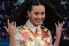 Singer Katy Perry. Photo / AFP