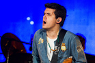 John Mayer is set to play a one-off Auckland show in April. Photo / AP