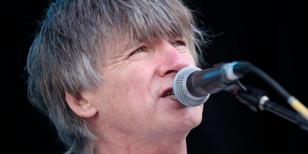 Neil Finn has announced plans to release a new album. Photo / Richard Robinson