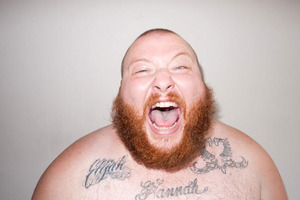 Rapper Action Bronson has joined the line-up for Rapture.