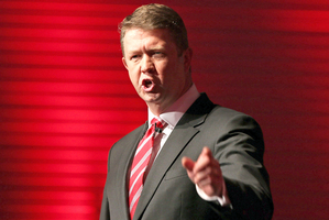 Cunliffe refused to give his views on republicanism but said Labour wanted more discussion on 'evolving our constitutional form over time'. Photo / Getty Images