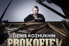 CD cover: Prokofiev.
