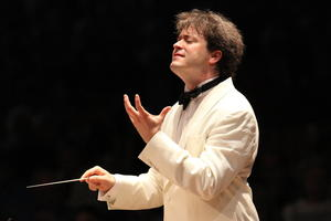 Conductor Julian Kuerti takes the helm to lead NZSO through a bill with plenty of bite Julian Kuerti will conduct the NZSO's Fireworks & Fantasy. Photo / Hilary Stock