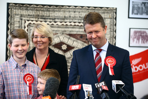 Labour Party Leader David Cunliffe. Photo / Getty Images