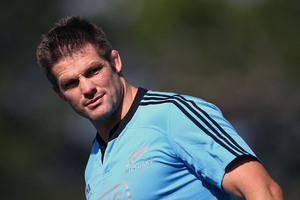 Richie McCaw expects the game to be fast.  Photo / Getty Images