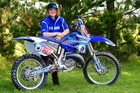 Courtney Duncan (Yamaha) is almost fully recovered and ready to go hard again this summer. Picture / Andy McGechan, BikesportNZ.com