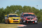 Fabian Coulthard drives the #14 Lockwood Racing Holden during the Bathurst 1000. Photo / Getty Images